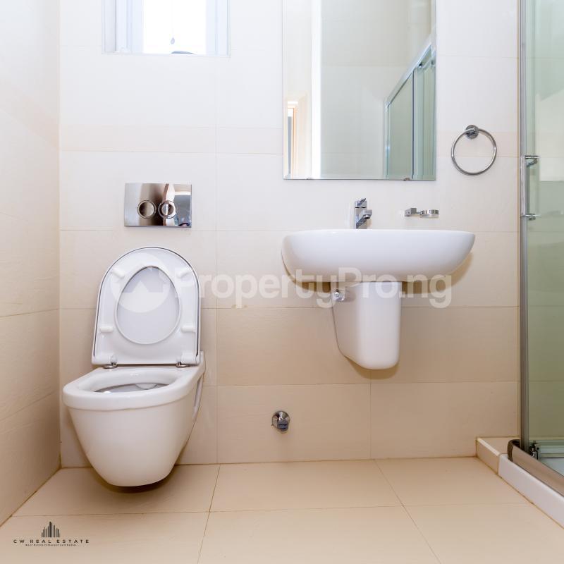 3 bedroom Terraced Duplex House for rent Banana Island Ikoyi Lagos - 3