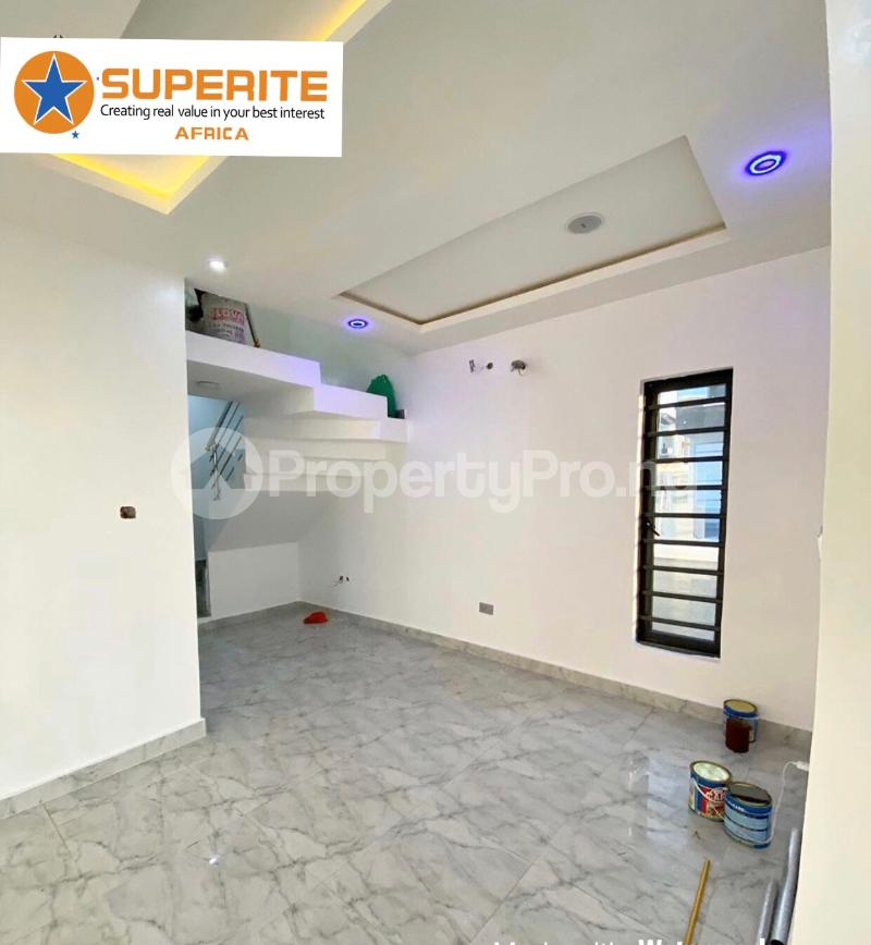 4 bedroom House for sale 2nd tollgate lekki  chevron Lekki Lagos - 4