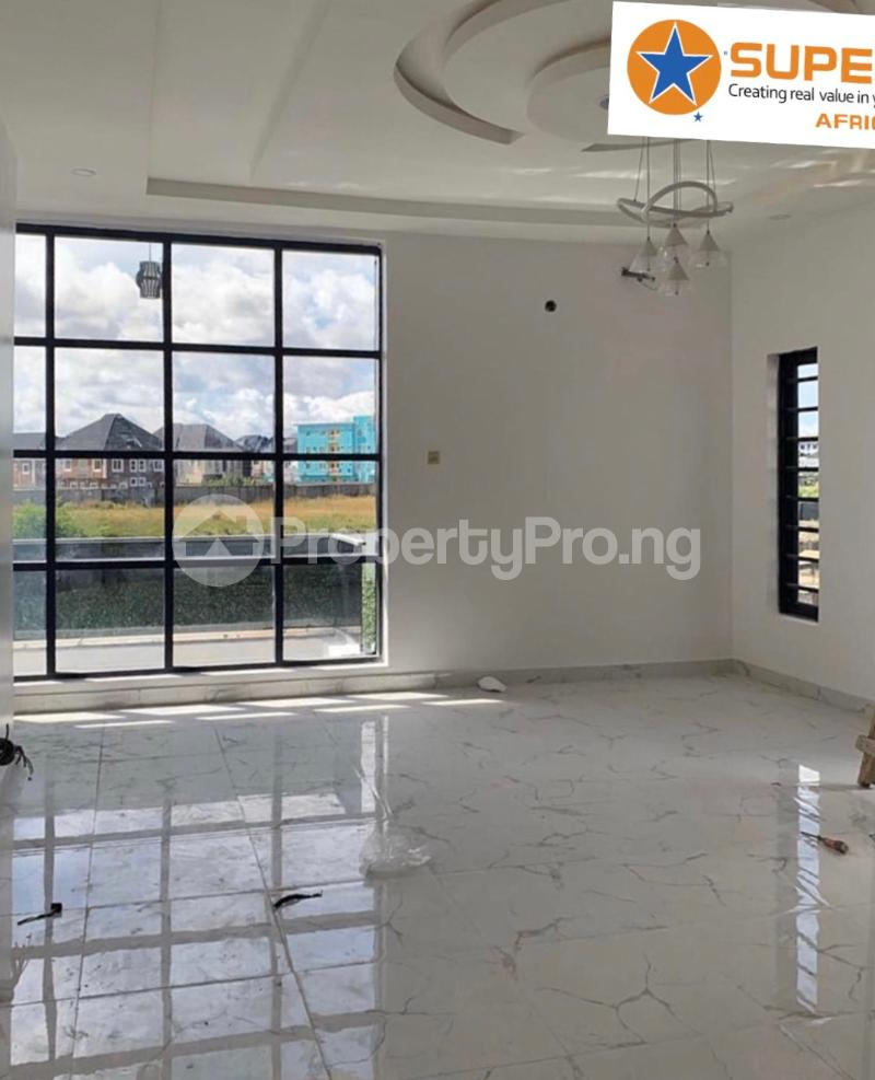 4 bedroom House for sale 2nd tollgate lekki  chevron Lekki Lagos - 12
