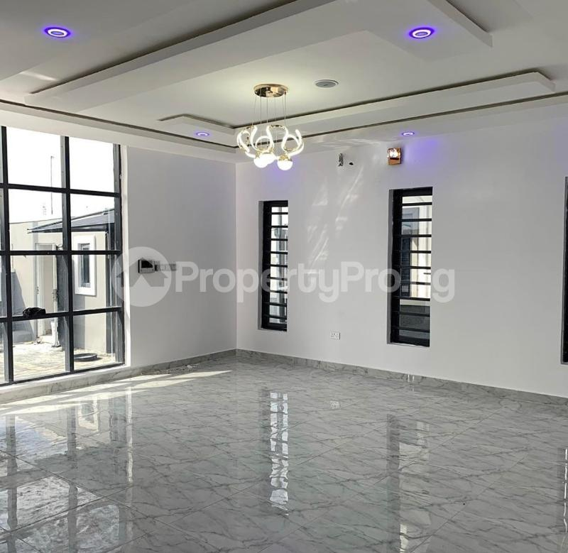 4 bedroom House for sale 2nd tollgate lekki  chevron Lekki Lagos - 22
