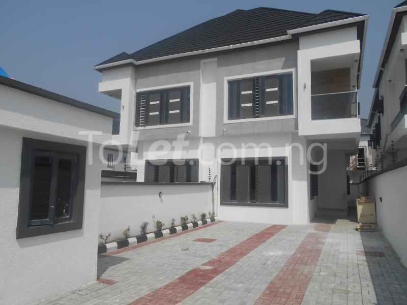4 bedroom House for sale ologolo Agungi Lekki Lagos - 1