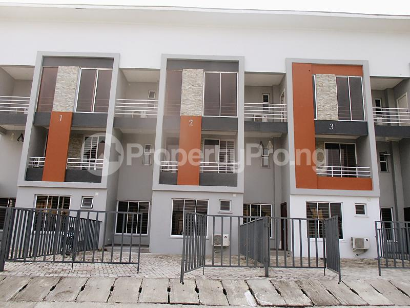 4 bedroom Semi Detached Duplex House for rent Lekki Phase 1 Lekki Lagos - 3