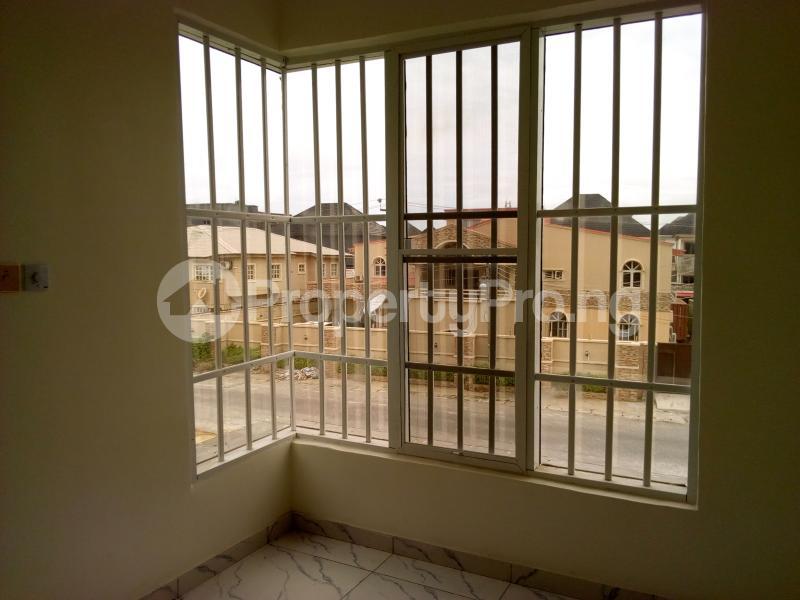 4 bedroom Semi Detached Duplex House for sale Chevron Drive chevron Lekki Lagos - 19