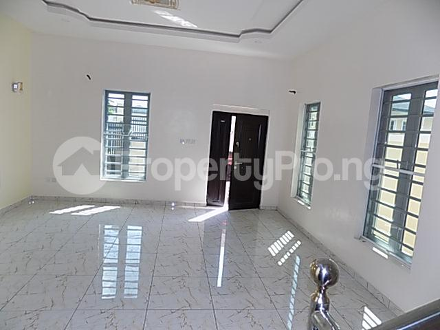 4 bedroom Detached Duplex House for rent Osapa london Lekki Lagos - 4
