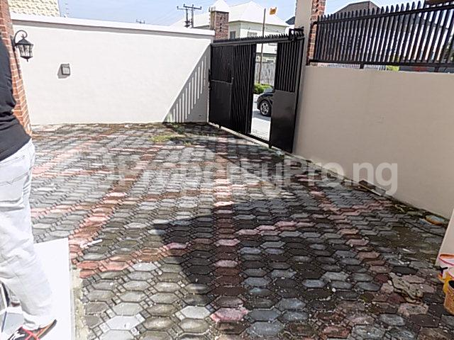 4 bedroom Detached Duplex House for rent Osapa london Lekki Lagos - 3