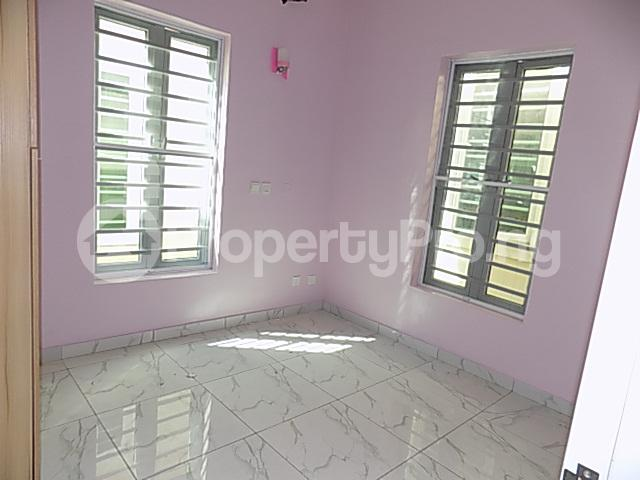 4 bedroom Detached Duplex House for rent Osapa london Lekki Lagos - 18