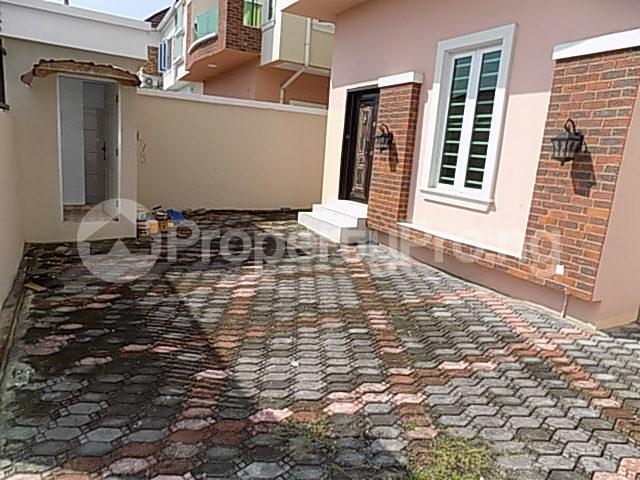 4 bedroom Detached Duplex House for rent Osapa london Lekki Lagos - 2