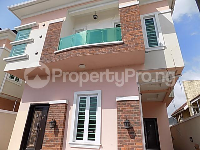 4 bedroom Detached Duplex House for rent Osapa london Lekki Lagos - 0