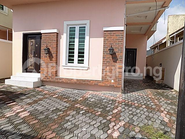 4 bedroom Detached Duplex House for rent Osapa london Lekki Lagos - 1