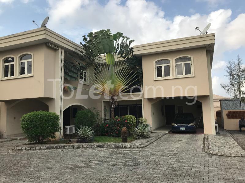 4 bedroom Flat / Apartment for rent Ogun Street  Osborne Foreshore Estate Ikoyi Lagos - 8