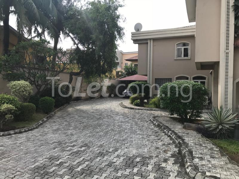 4 bedroom Flat / Apartment for rent Ogun Street  Osborne Foreshore Estate Ikoyi Lagos - 0