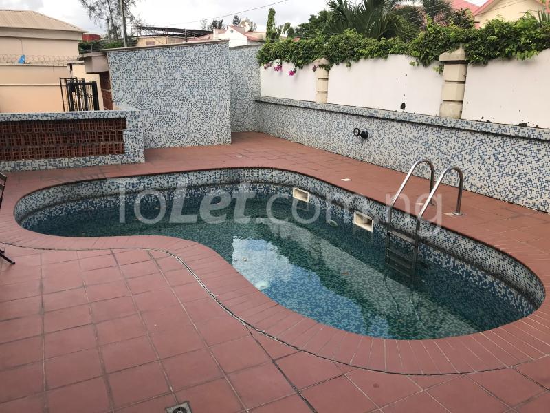 4 bedroom Flat / Apartment for rent Ogun Street  Osborne Foreshore Estate Ikoyi Lagos - 9
