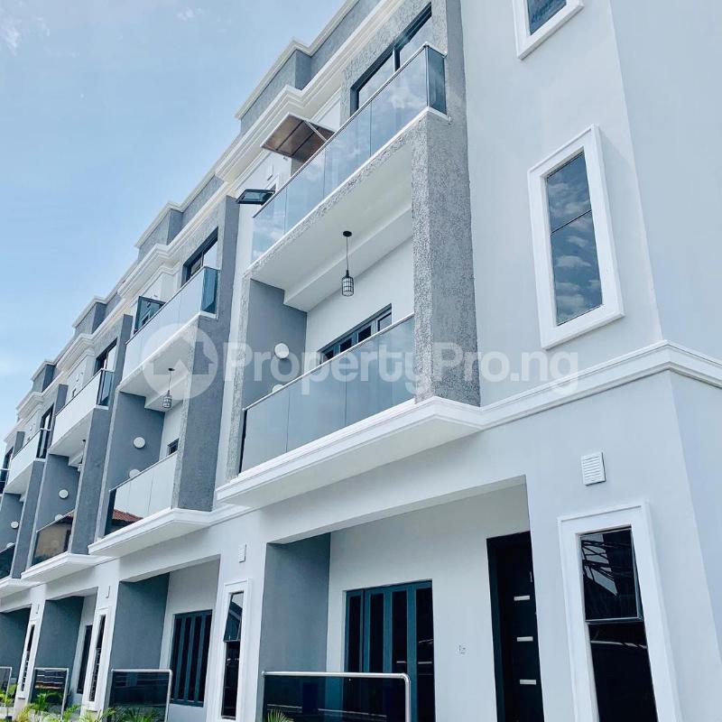 4 bedroom Terraced Duplex House for rent ONIRU Victoria Island Lagos - 0