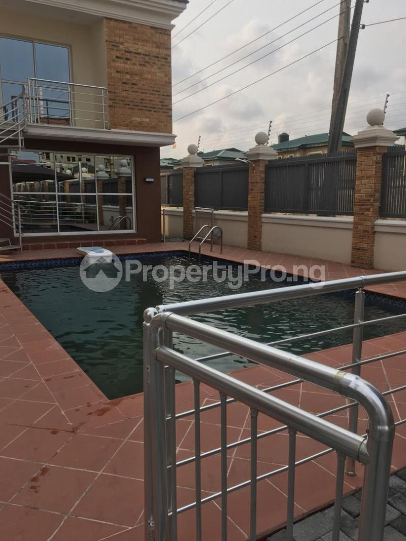 4 bedroom Terraced Duplex House for sale ONIRU Victoria Island Lagos - 22
