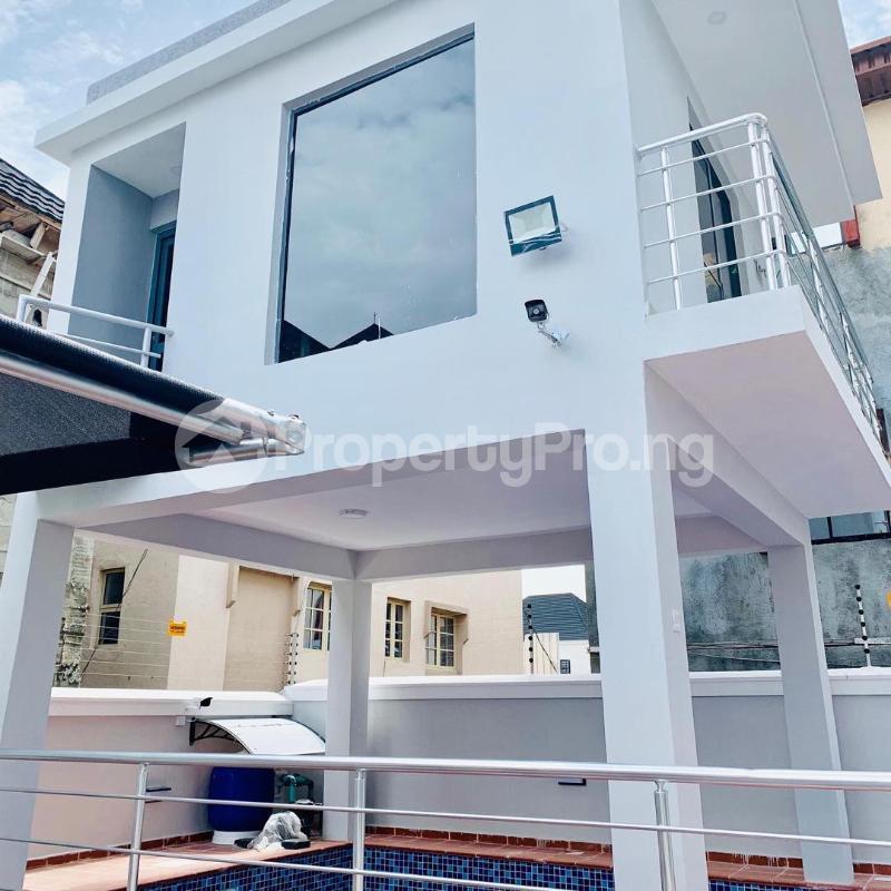 4 bedroom Terraced Duplex House for rent ONIRU Victoria Island Lagos - 1