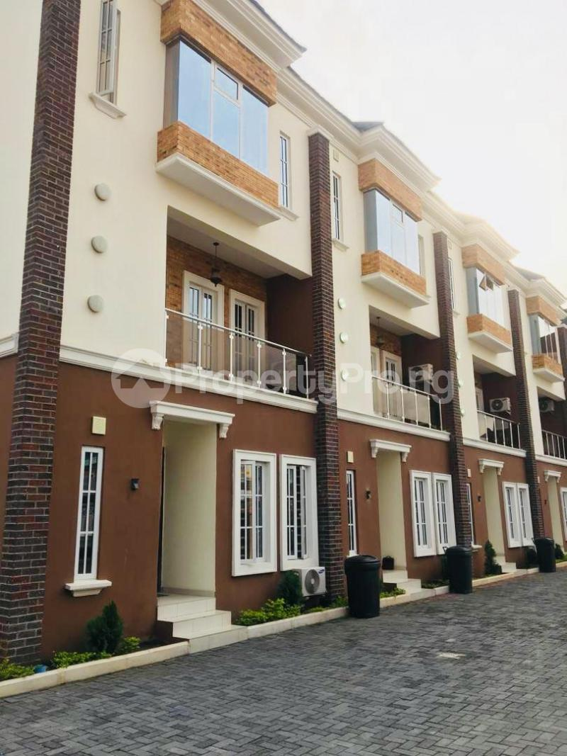 4 bedroom Terraced Duplex House for sale ONIRU Victoria Island Lagos - 21
