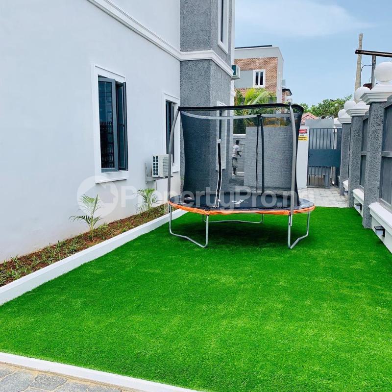 4 bedroom Terraced Duplex House for rent ONIRU Victoria Island Lagos - 2