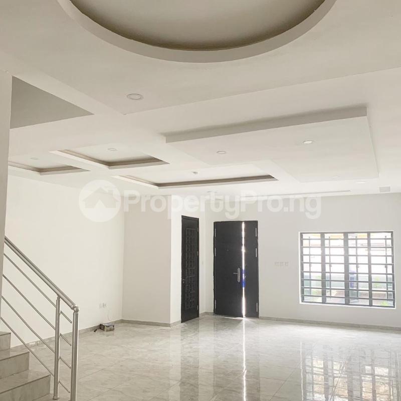 4 bedroom Terraced Duplex House for rent ONIRU Victoria Island Lagos - 4