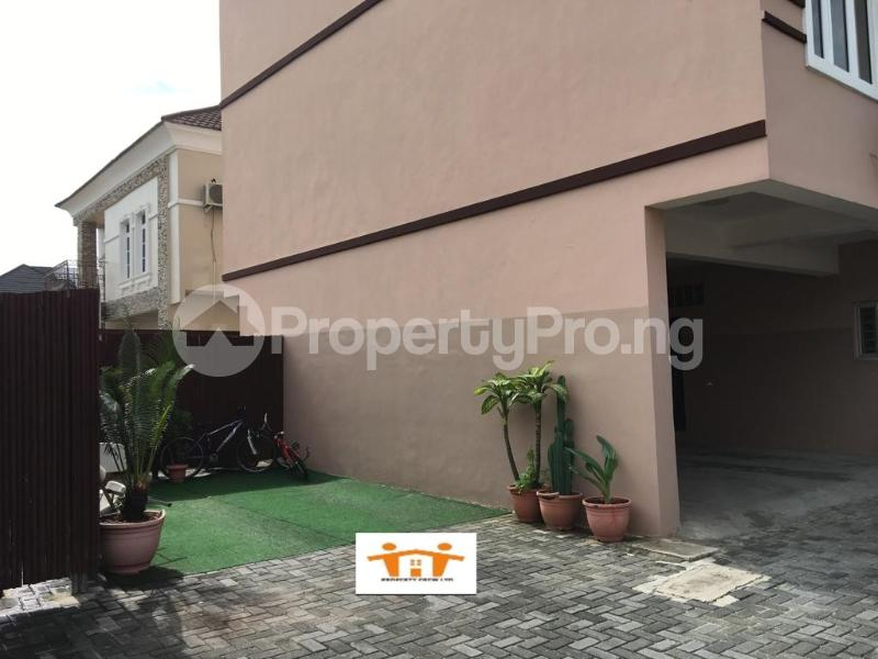 4 bedroom Terraced Duplex House for sale ONIRU Victoria Island Lagos - 4