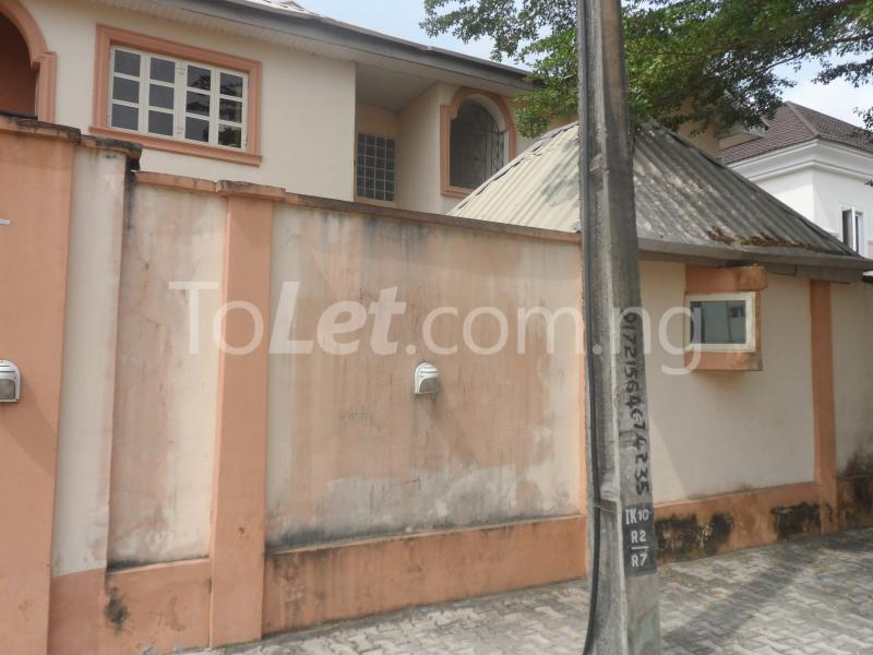 4 bedroom House for rent Ikota Villa Estate, Lekki Phase 1 Lekki Lagos - 1