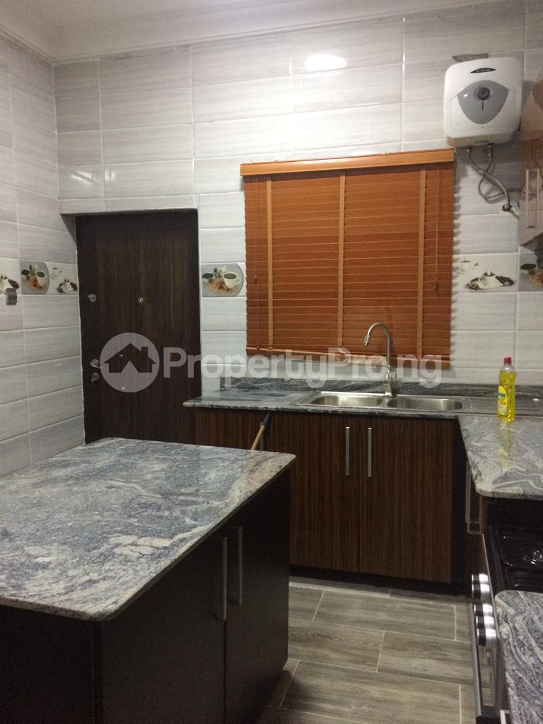 4 bedroom Terraced Duplex House for shortlet chevron estate chevron Lekki Lagos - 18