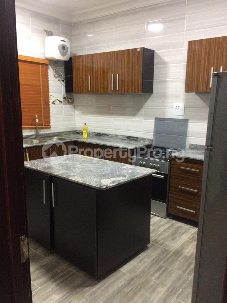 4 bedroom Terraced Duplex House for shortlet chevron estate chevron Lekki Lagos - 5