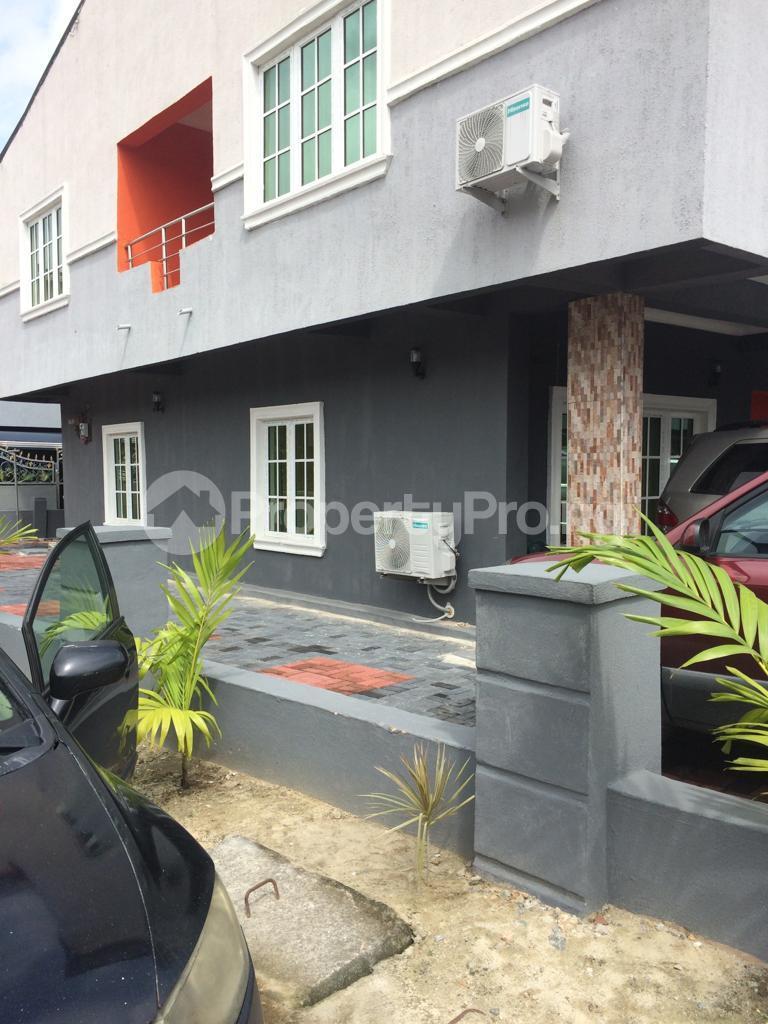 4 bedroom Terraced Duplex House for shortlet chevron estate chevron Lekki Lagos - 12