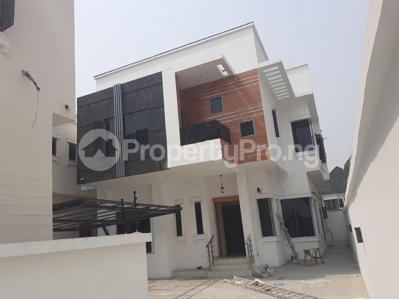 4 bedroom Detached Duplex House for sale bera estate chevron lekki Lekki Lagos - 0