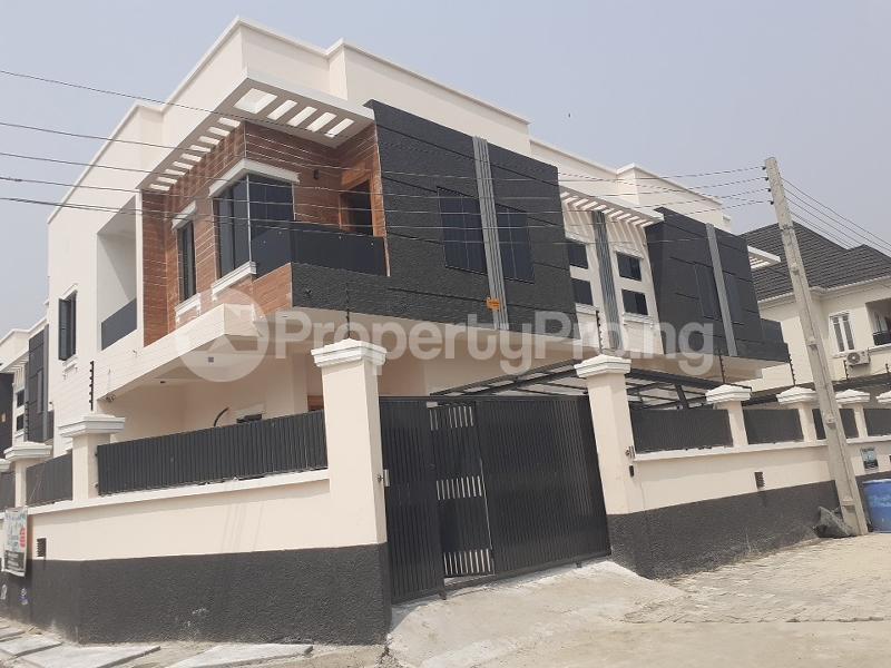 4 bedroom Semi Detached Duplex House for sale bera estate lekki Osapa london Lekki Lagos - 0