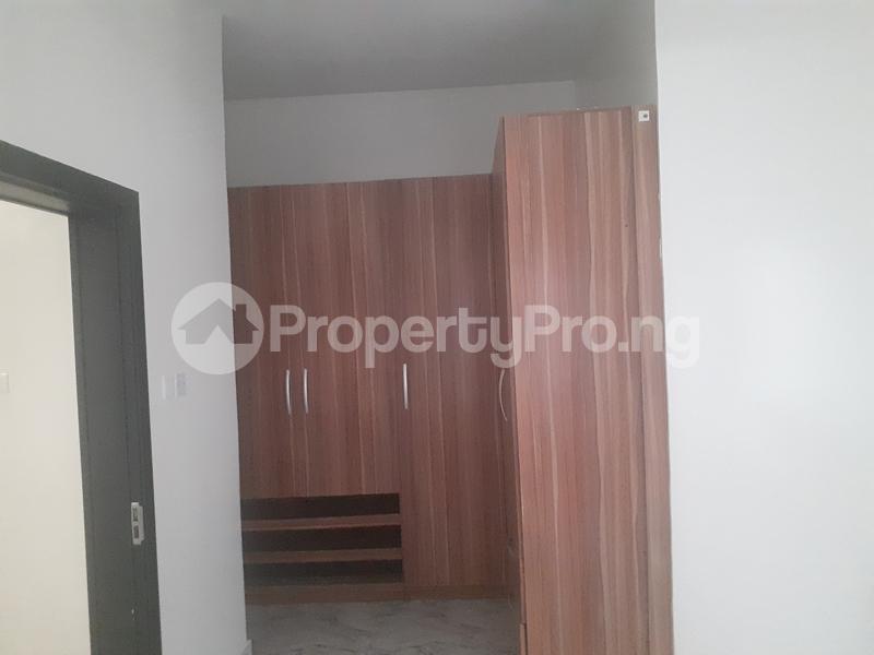4 bedroom Semi Detached Duplex House for sale chevy view estate  chevron Lekki Lagos - 7