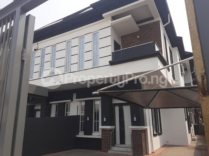 4 bedroom Semi Detached Duplex House for sale oral estate lekki Lekki Lagos - 9
