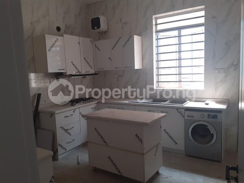4 bedroom Semi Detached Duplex House for sale oral estate lekki Lekki Lagos - 4