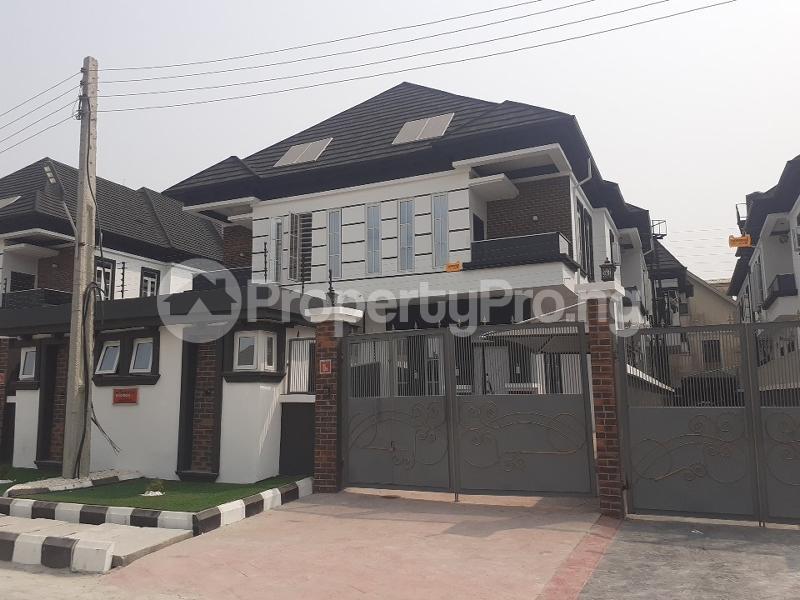 4 bedroom Semi Detached Duplex House for sale oral estate lekki Lekki Lagos - 0