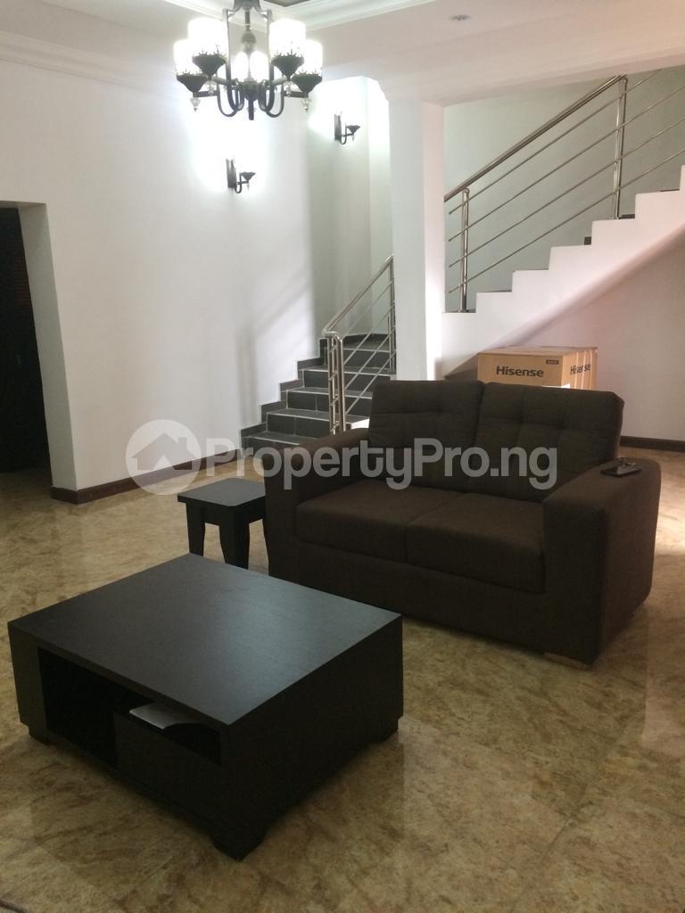 4 bedroom Terraced Duplex House for shortlet chevron estate chevron Lekki Lagos - 20