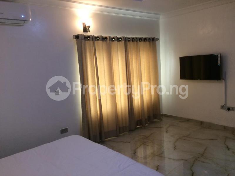 4 bedroom Terraced Duplex House for shortlet chevron estate chevron Lekki Lagos - 8