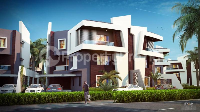 4 bedroom Detached Duplex House for sale Kafe Life Camp Abuja - 1