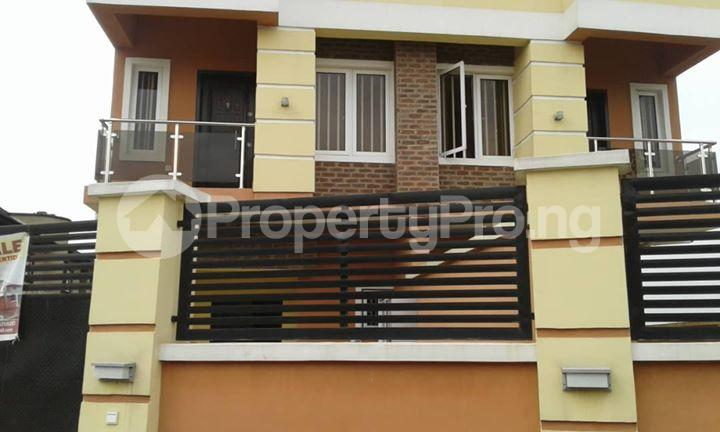 4 bedroom Semi Detached Duplex House for sale  Off Ayo Fasugba Street, Magodo GRA Phase 1, Gateway Zone, Magodo-Isheri Magodo Kosofe/Ikosi Lagos - 0