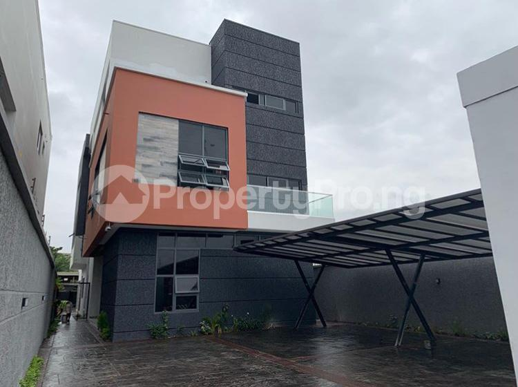 5 bedroom Detached Duplex House for sale Mojisola Onikoyi Estate Ikoyi Lagos - 0