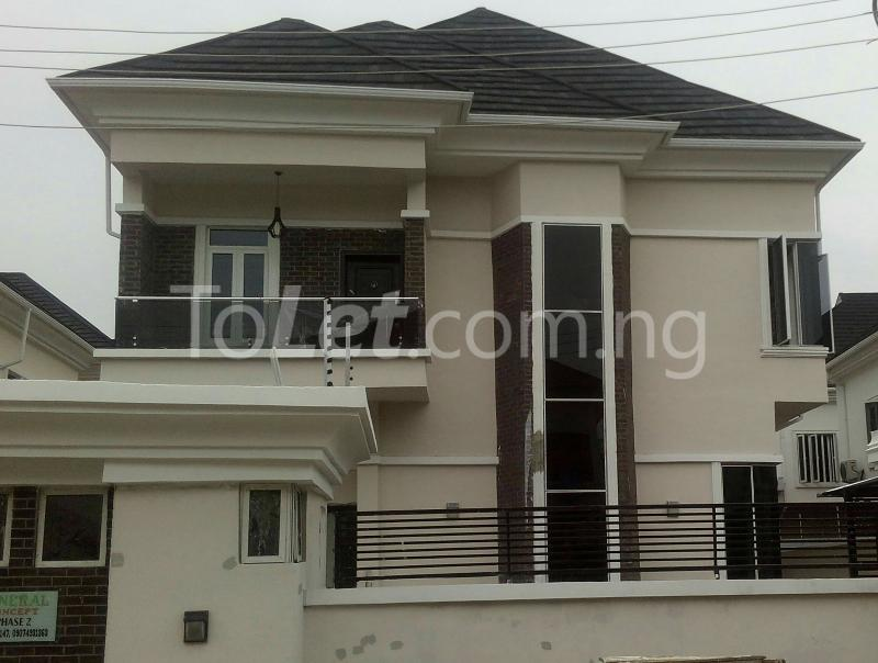 Exceptionnel 5 Bedroom House For Sale Chevy View Estate Chevron Lekki Lagos   0 ...