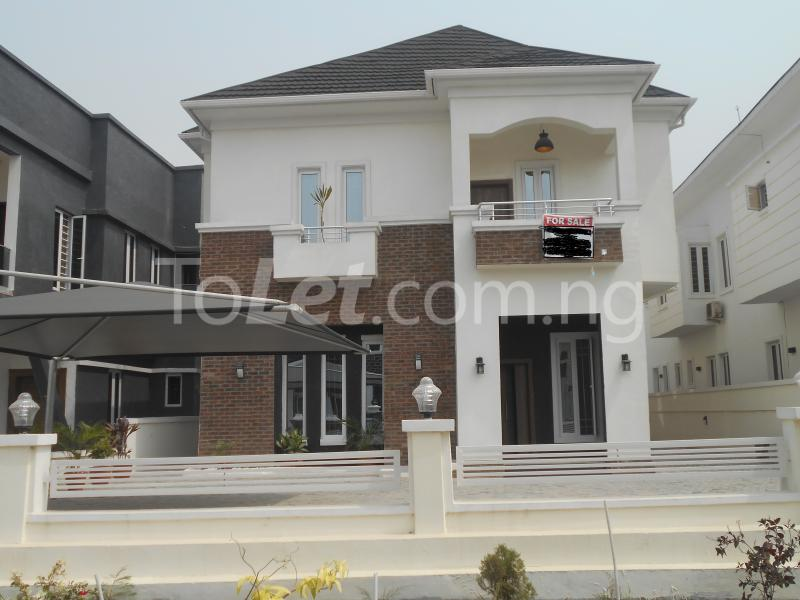 5 bedroom House for sale ikota villa Ikota Lekki Lagos - 1