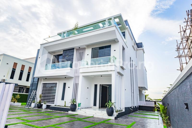 5 bedroom Detached Duplex House for sale Pinnock Beach Estate Osapa london Lekki Lagos - 2