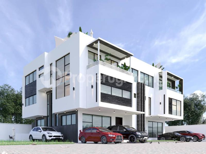 5 bedroom Semi Detached Duplex House for sale Banana Island Road Banana Island Ikoyi Lagos - 0