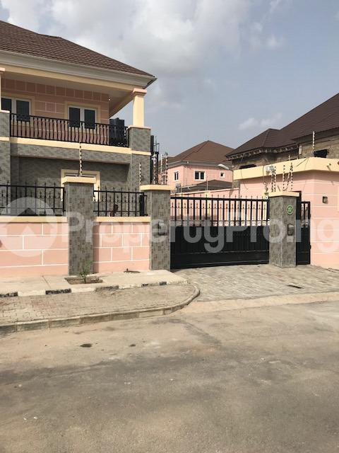 5 bedroom House for sale Kings Park Estate Kukwuaba Abuja - 1