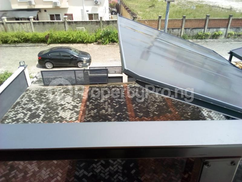 5 bedroom Detached Duplex House for sale In a prestigious Estate Osapa london Lekki Lagos - 23