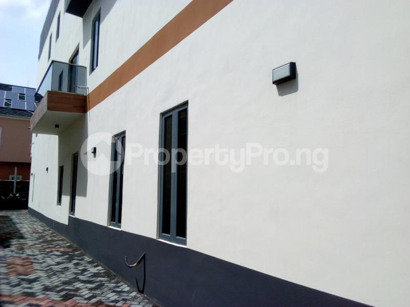 5 bedroom Detached Duplex House for sale In a prestigious Estate Osapa london Lekki Lagos - 5