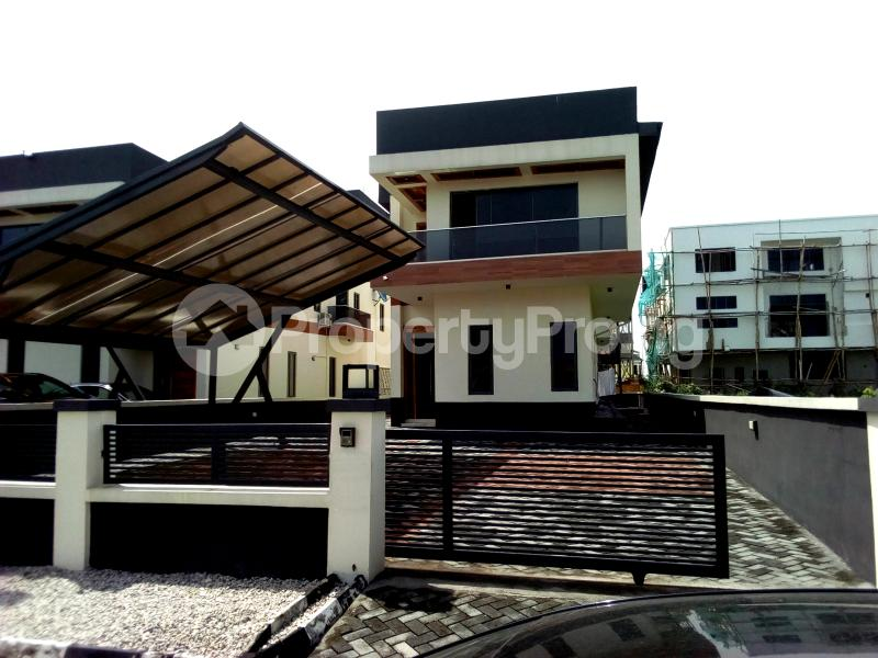 5 bedroom Detached Duplex House for sale In a prestigious Estate Osapa london Lekki Lagos - 0