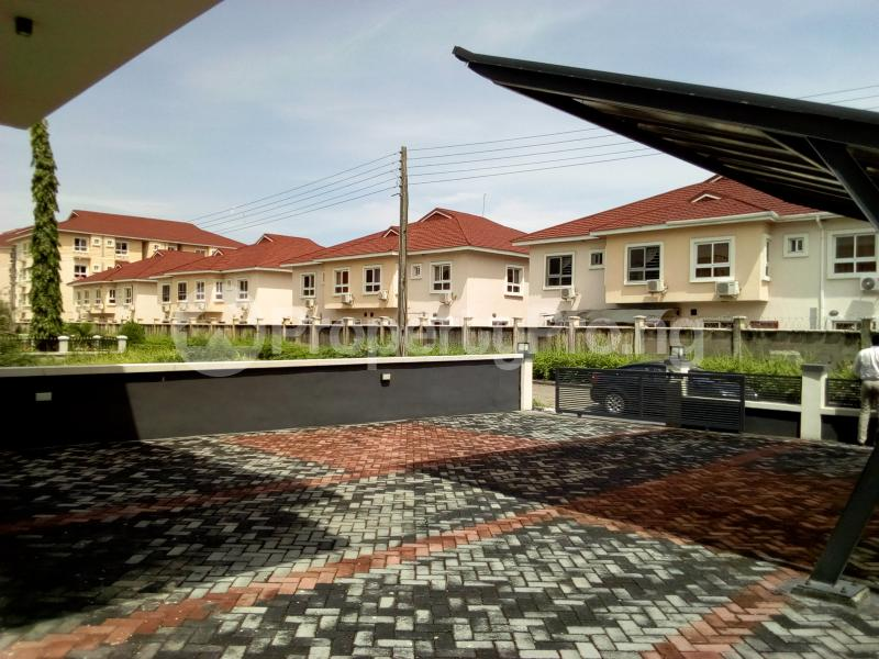 5 bedroom Detached Duplex House for sale In a prestigious Estate Osapa london Lekki Lagos - 4