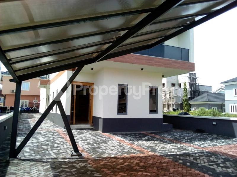 5 bedroom Detached Duplex House for sale In a prestigious Estate Osapa london Lekki Lagos - 2