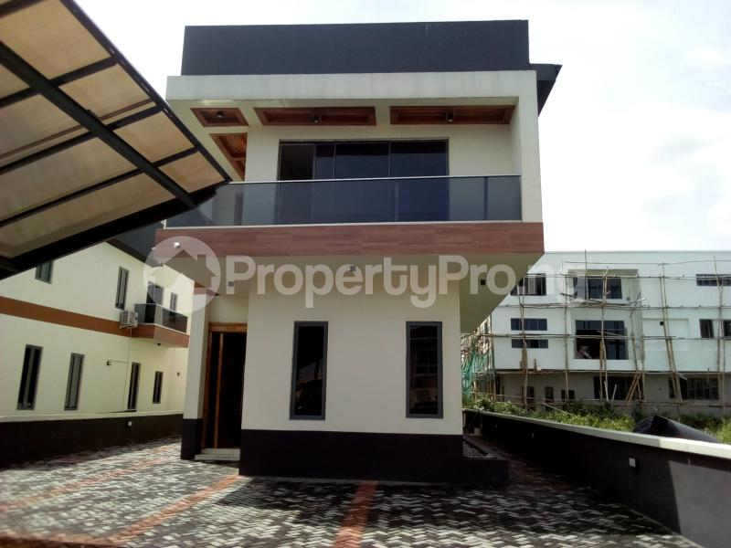 5 bedroom Detached Duplex House for sale In a prestigious Estate Osapa london Lekki Lagos - 1