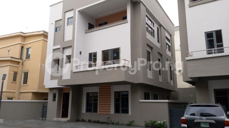 5 bedroom Detached Duplex House for sale ONIRU Victoria Island Lagos - 0